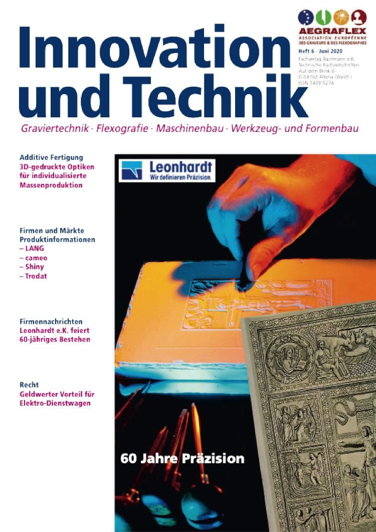 Fachzeitschrift 06/2020