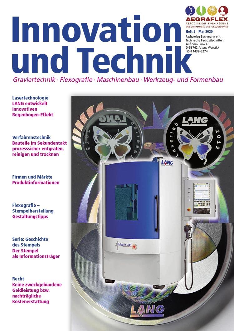 Fachzeitschrift 5/2020